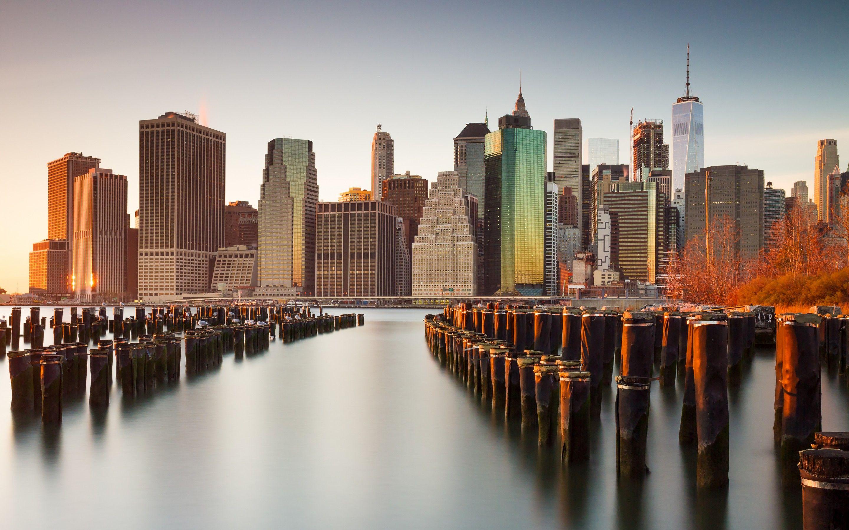 New York Skyscraper Cityscape 2020 Wallpapers 2880x1800