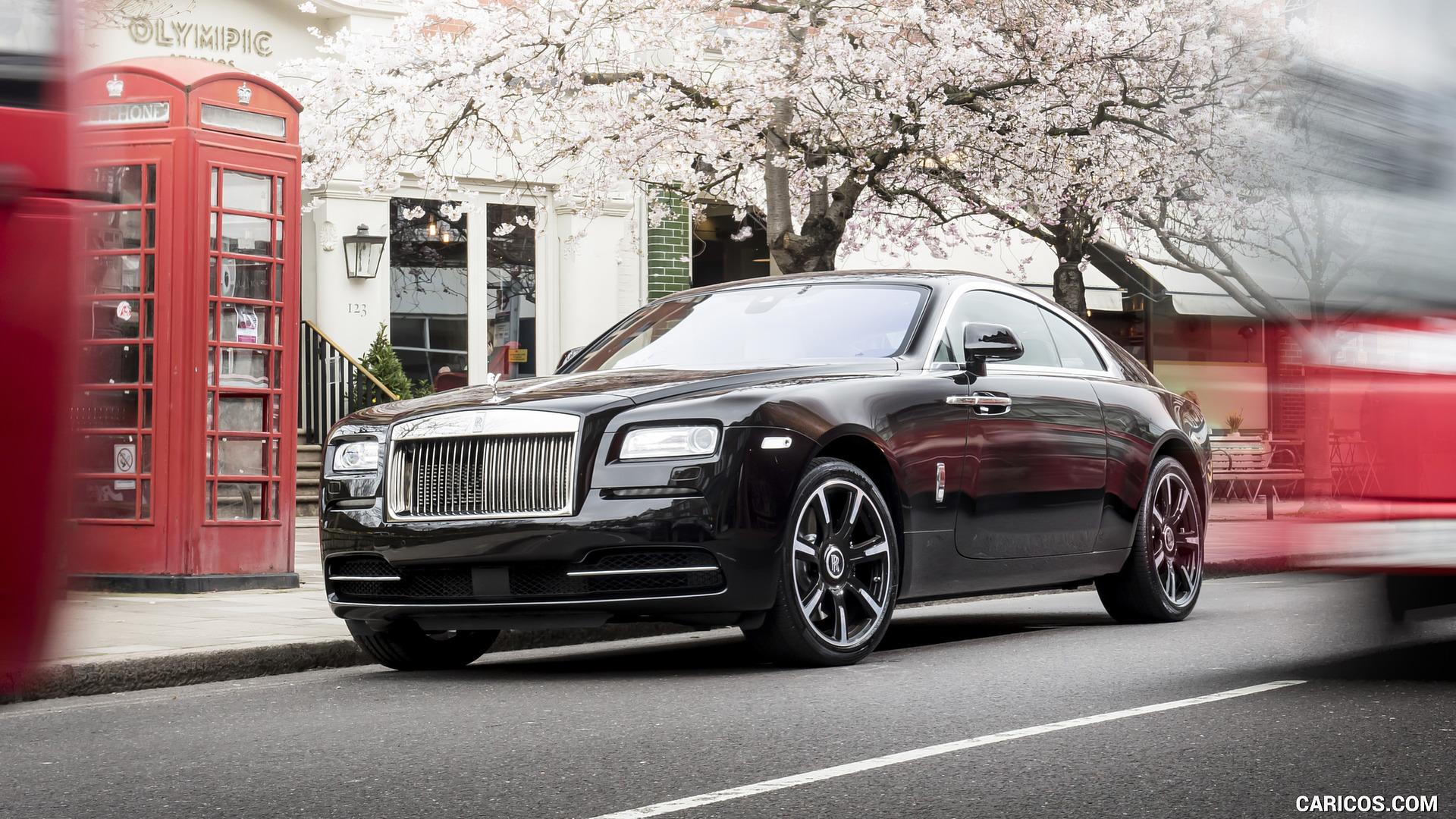 2017 Rolls Royce Wraith Inspired by British Music   Ronnie Wood 1920x1080