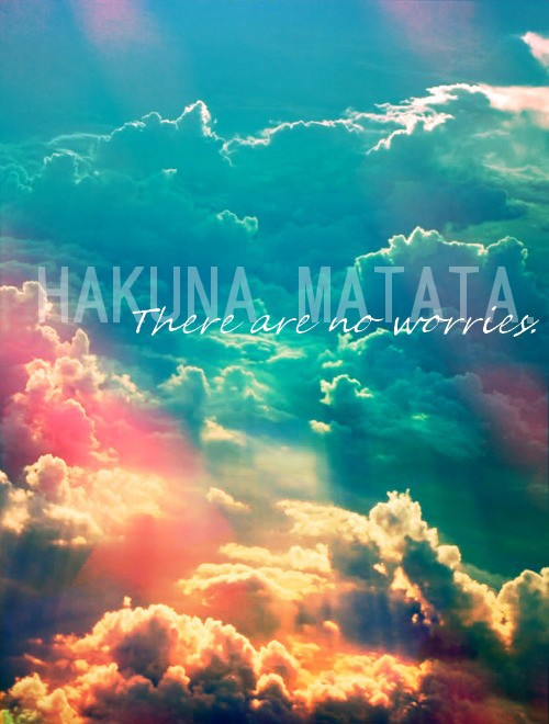 Group of hakuna matata wallpaper tumblr   Cerca con Google We Heart 500x660