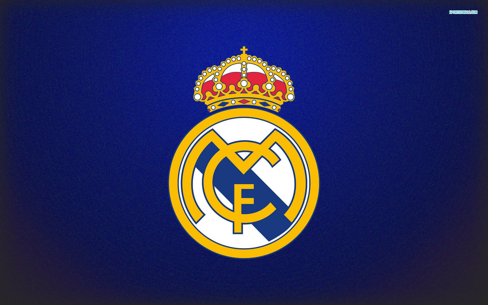 Real Madrid Logo Wallpapers 1920x1200
