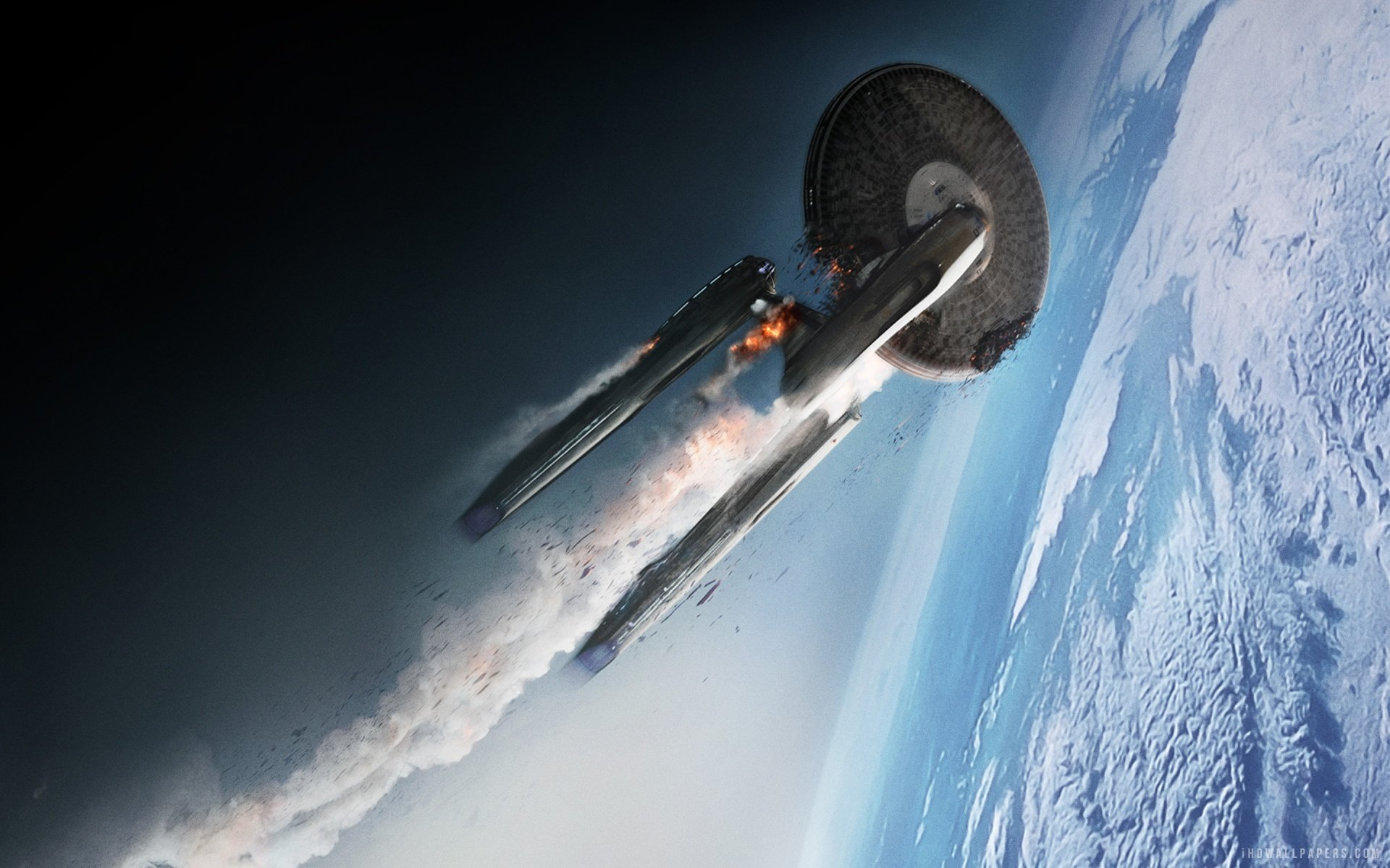 Star Trek Into Darkness Enterprise HD Wallpaper   iHD Wallpapers 1920x1200