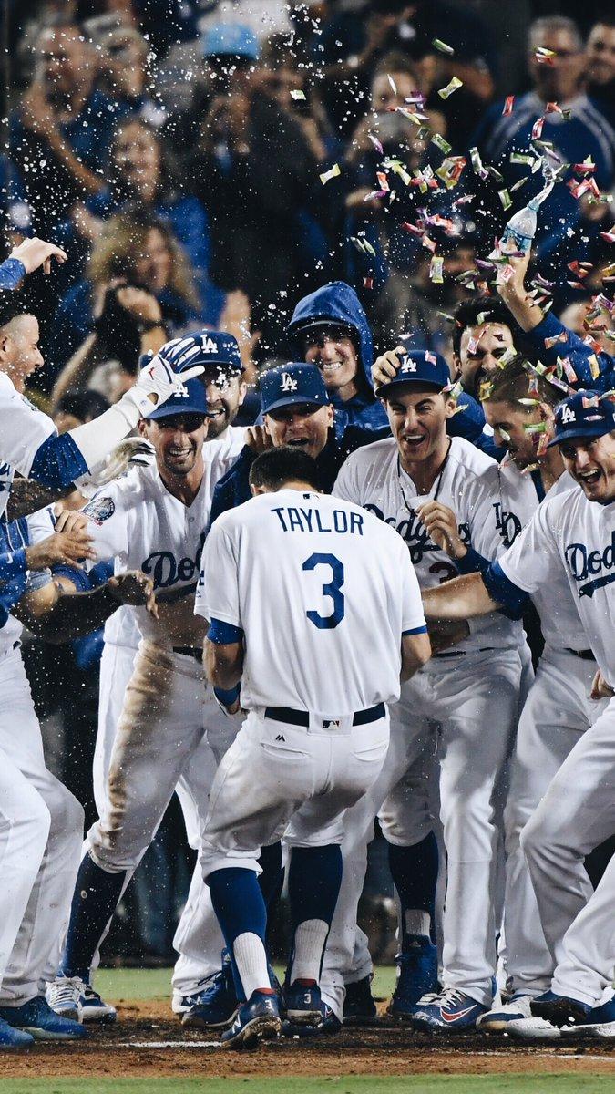 26+ Los Angeles Dodgers 2018 Wallpapers on WallpaperSafari