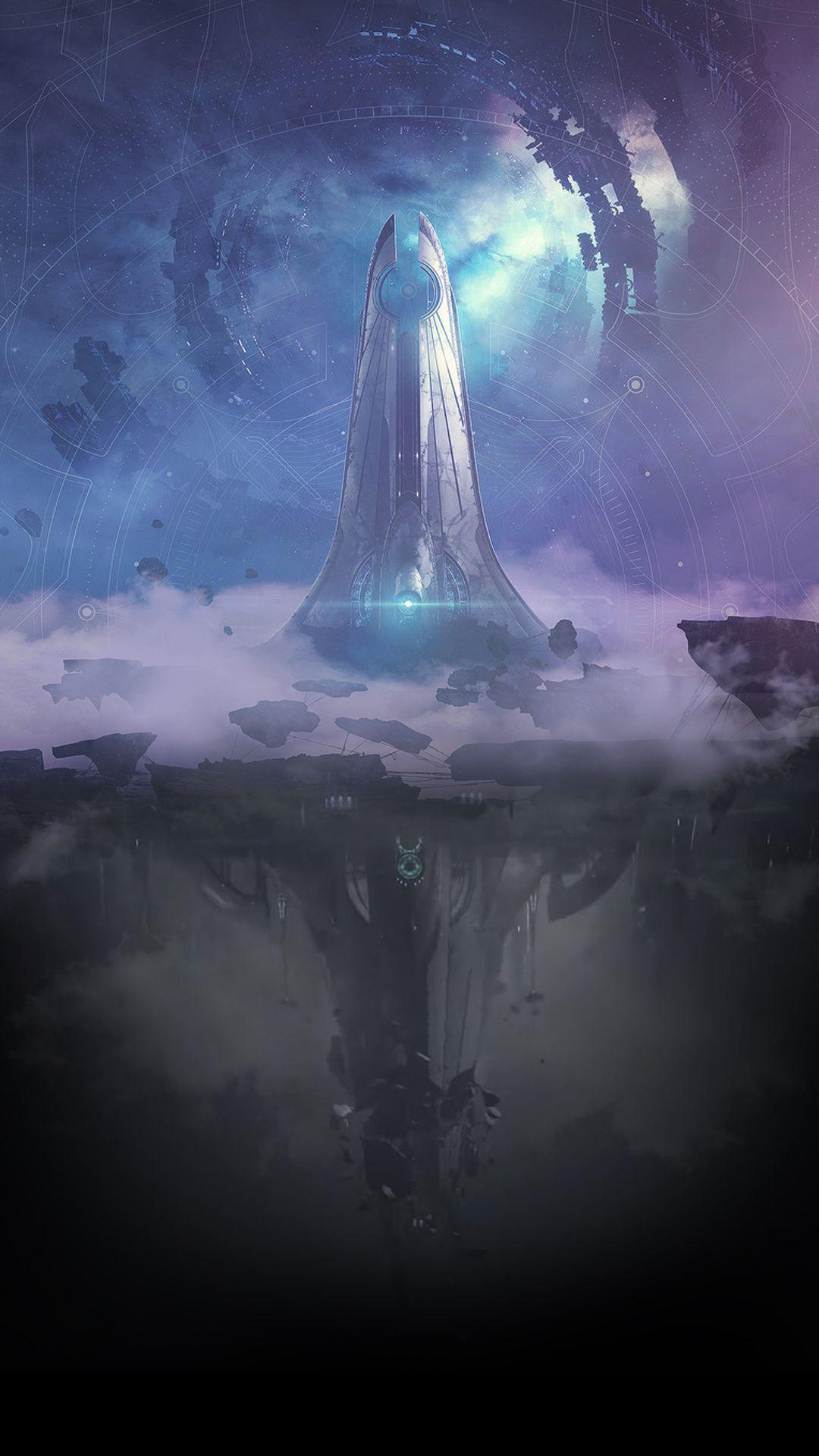 Dreaming City Dualism destiny Destiny backgrounds Destiny 1080x1920