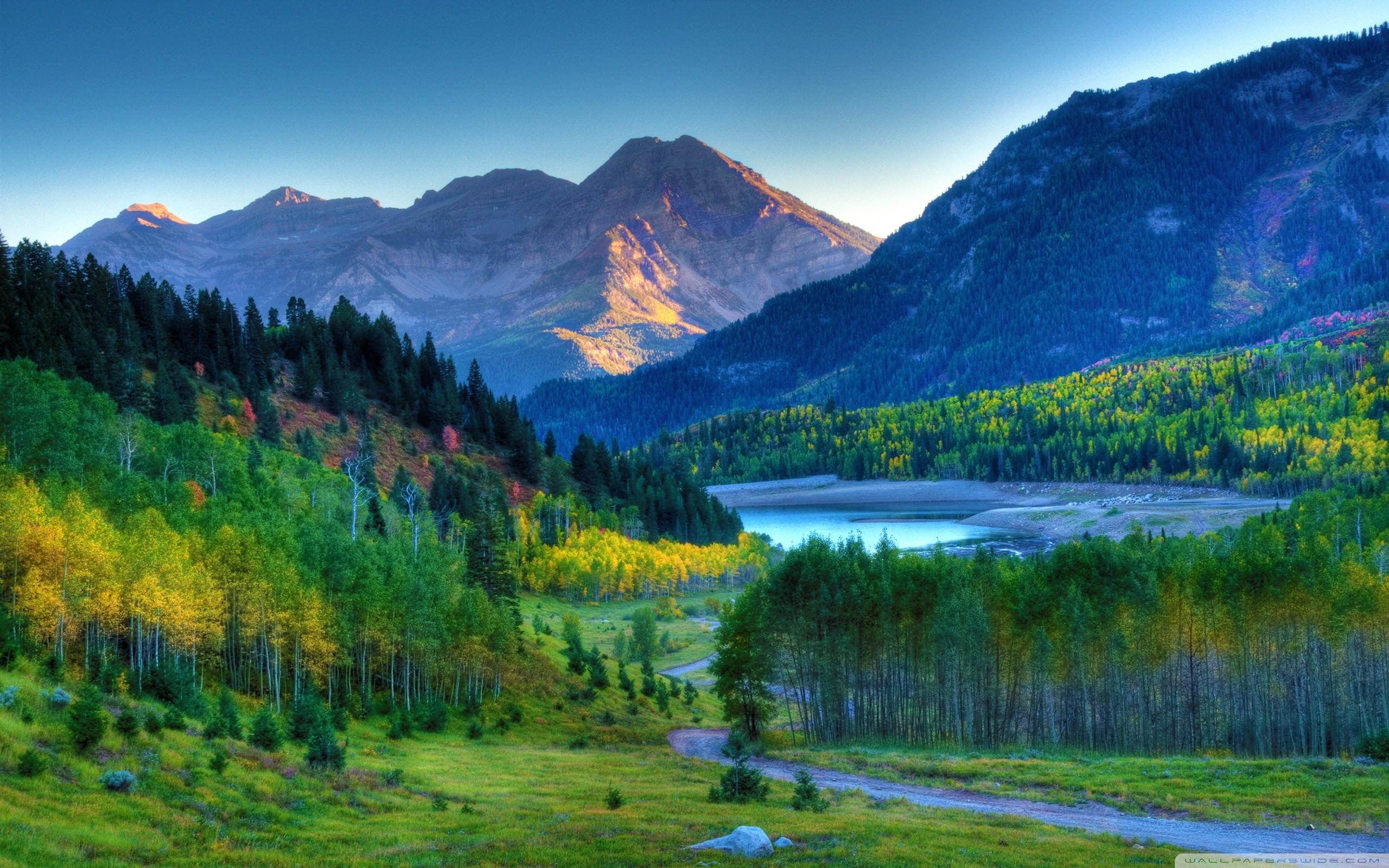 Landscape Desktop Backgrounds  WallpaperSafari