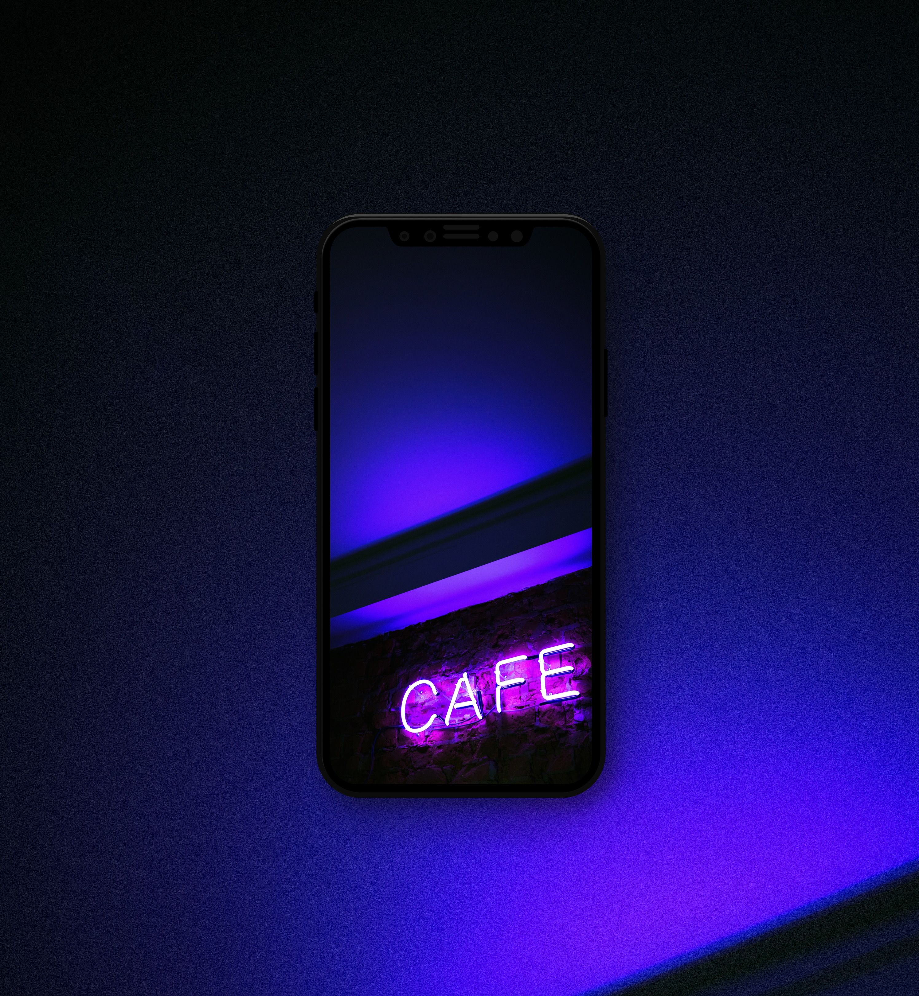 Wallpapers of the week neon signs 2992x3244