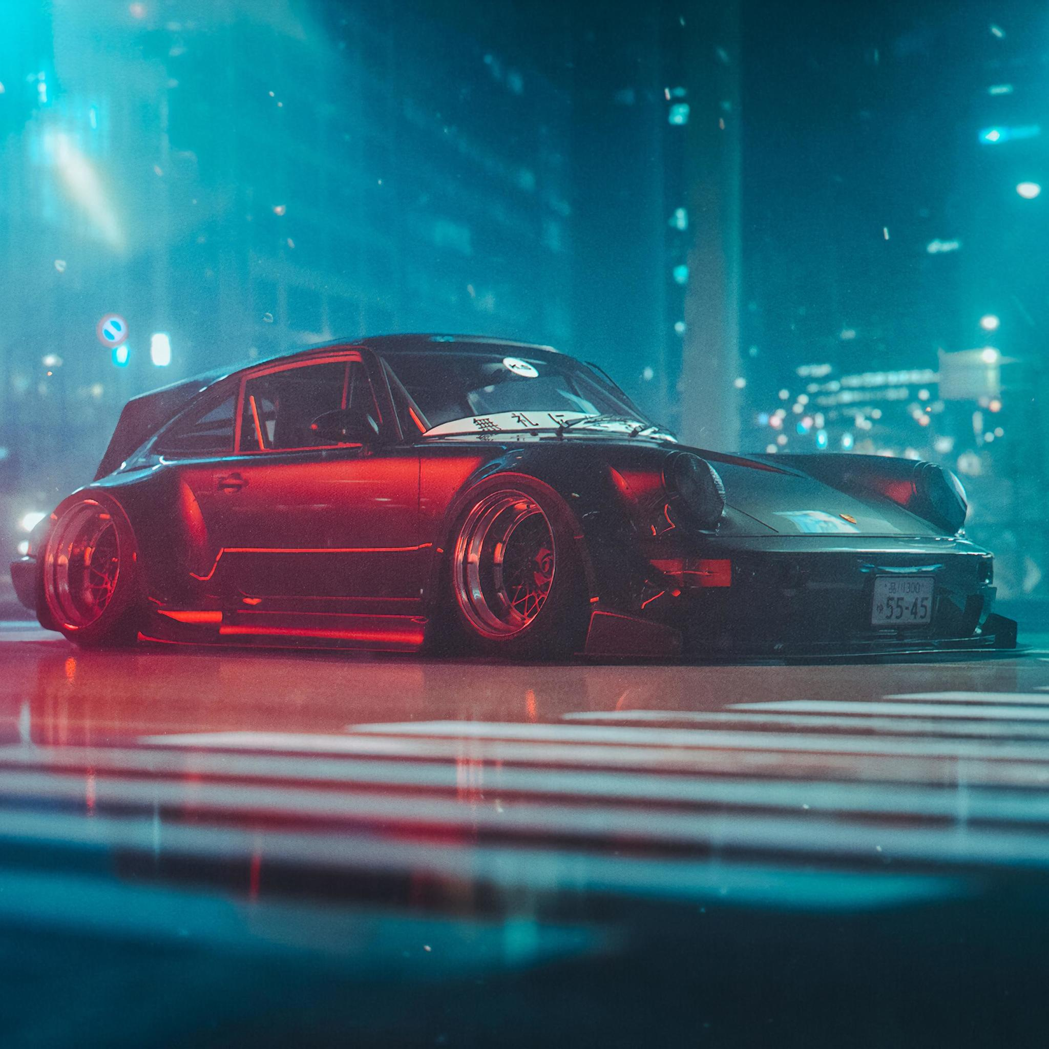 Rwb 964 Wagon Wallpaper   Khyzyl Saleem 1330034   HD Wallpaper 2048x2048