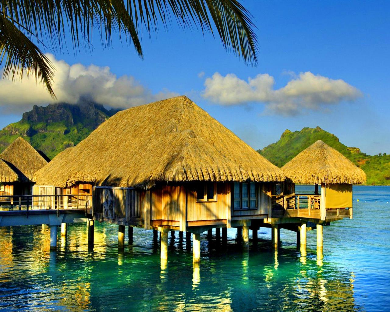 Bora bora   127949   High Quality and Resolution Wallpapers on 1280x1024