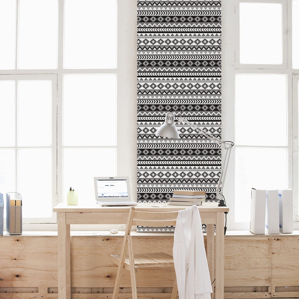 Aztec Pattern Removable Wallpaper 1000x1000