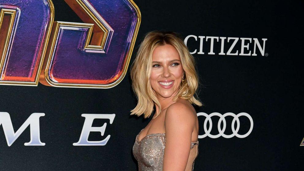 Brie Larson Scarlett Johansson and more take over Avengers 992x558