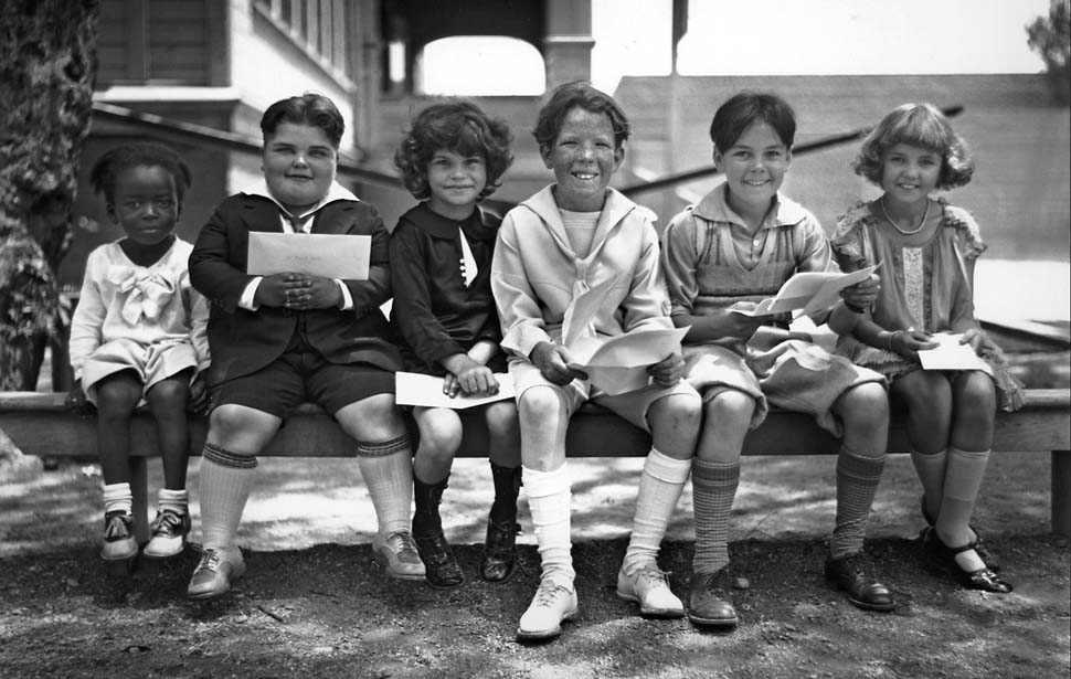 Schools out but no summer for Our Gang   Framework   Photos 970x615
