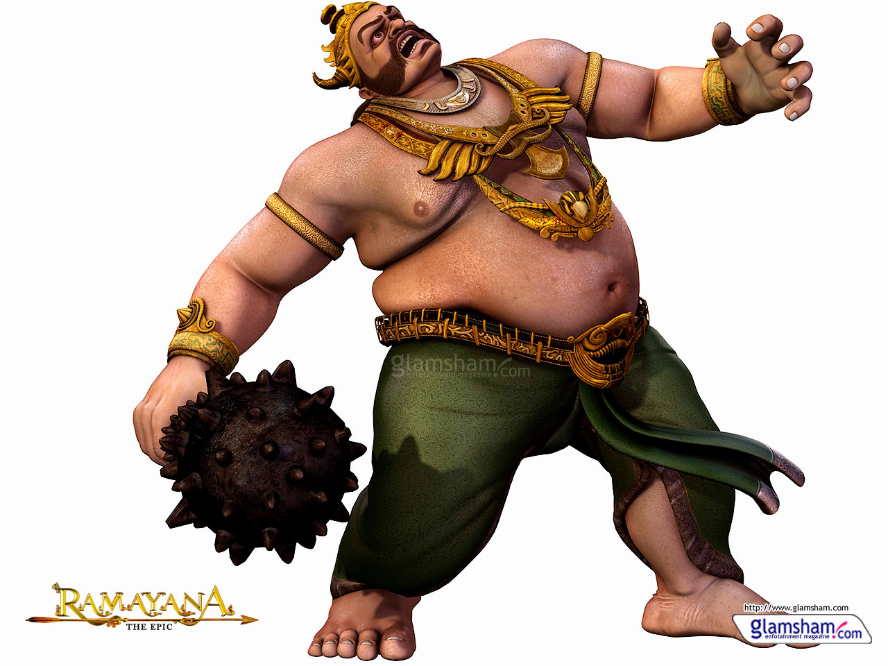 Ramayana the epic english movie animated devotional stories.