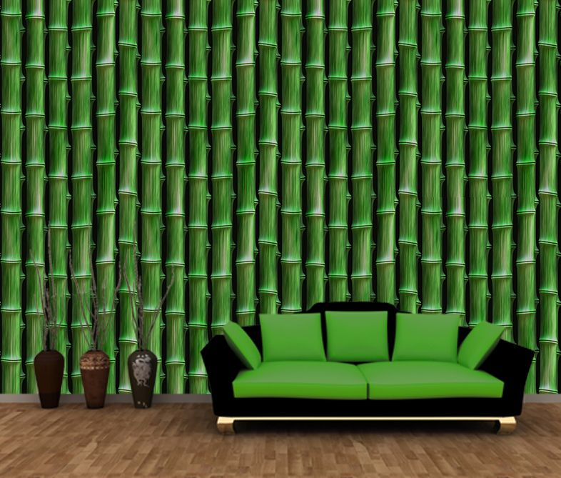 Japan Bamboo Forest Wall Mural Photo Wallpaper GIANT WALL DECOR PAPER POSTER