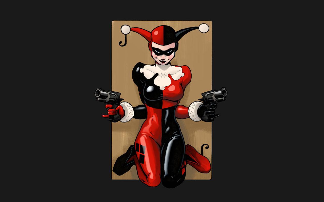Harley Quinn Computer Wallpapers Desktop Backgrounds 1280x800 ID 1280x800