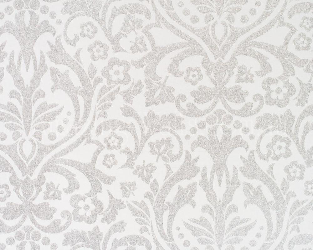 Bedroom Wallpaper With Sparkle