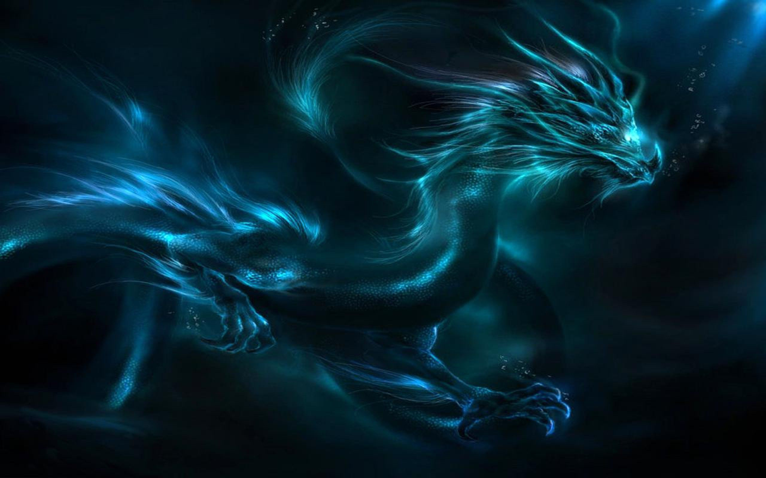 Fantasy Kirin Dragon Wallpapers Hd Wallpaper 2560x1600PX 2560x1600
