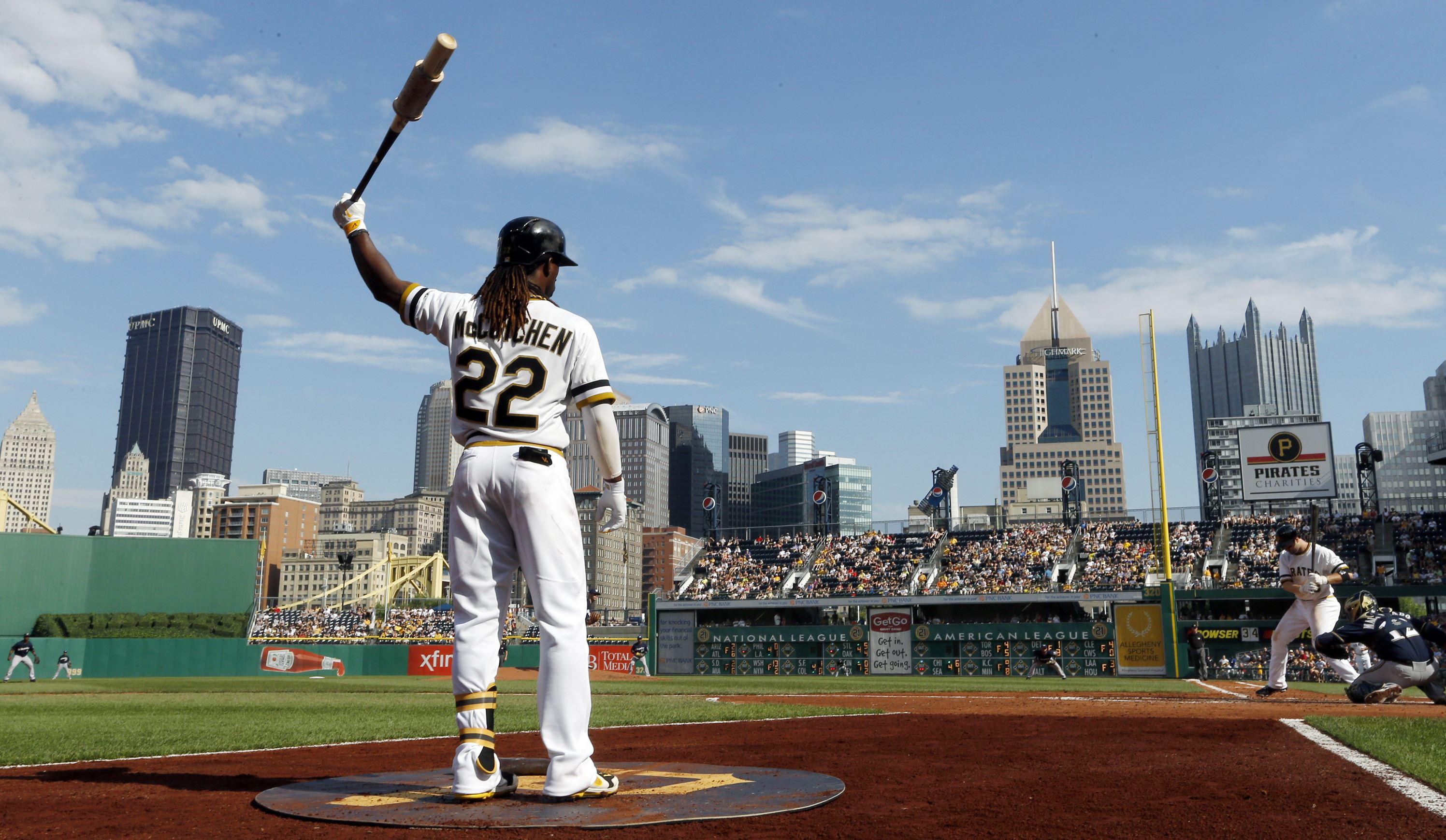 Pirates notebook McCutchen says hes ready to return Pittsburgh 2992x1740