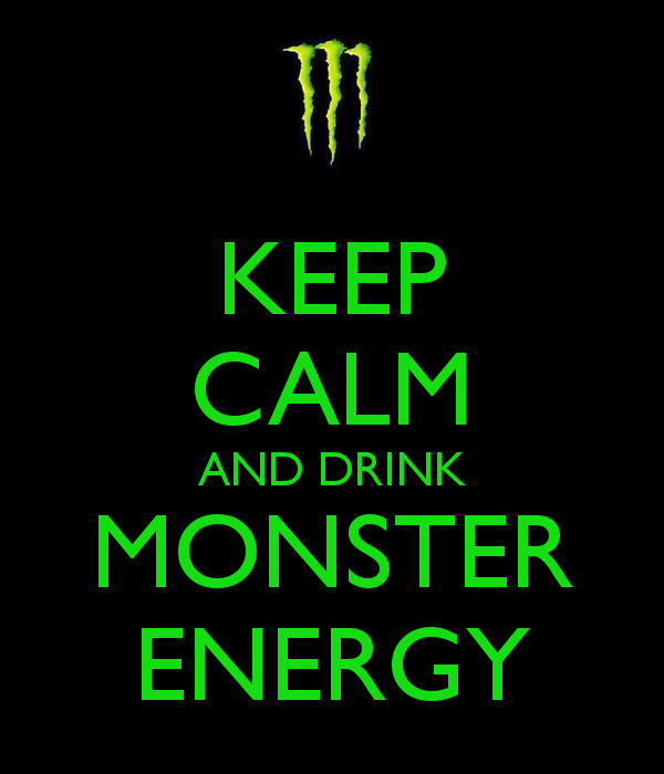 Free download Monster Energy Drink