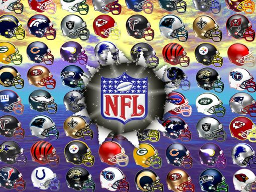 Download Nfl Helmets wallpapers to your cell phone   american football 510x383