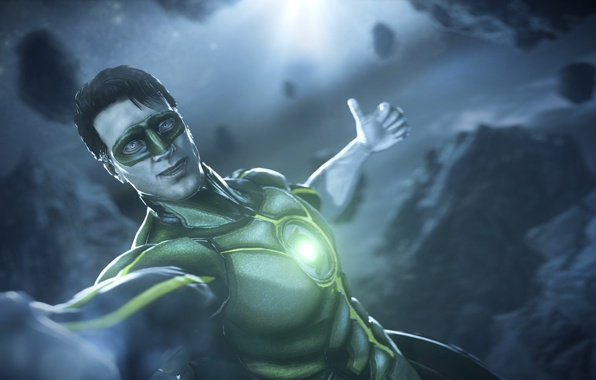 Wallpaper green lantern dc comics hal jordan superhero wallpapers 596x380