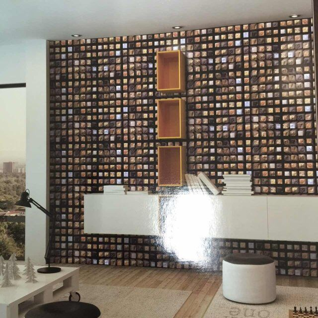 Wallpaper Made In China   Buy 2015 New 3d Brick DesignPvc Wallpaper 640x640