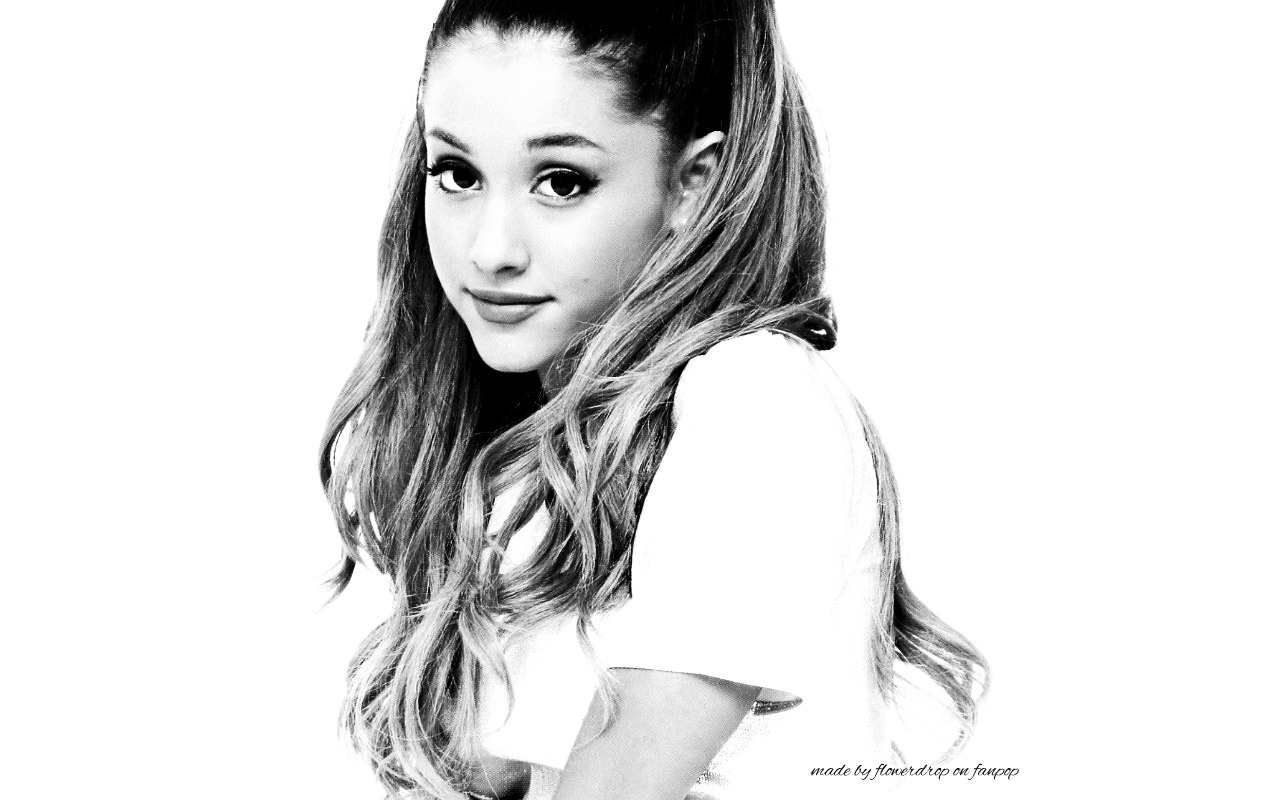 Ariana Grande Wallpaper   The Rowdy Girls Wallpaper 41655961 1280x800