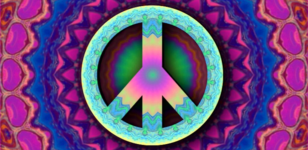Peace sign desktop backgrounds wallpapersafari - Peace hd wallpapers free download ...