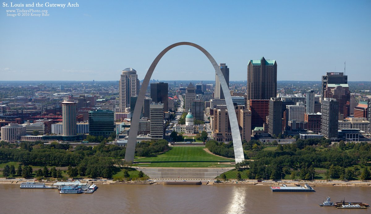 Free Download Download Wallpaper Gateway Arch In St Louis