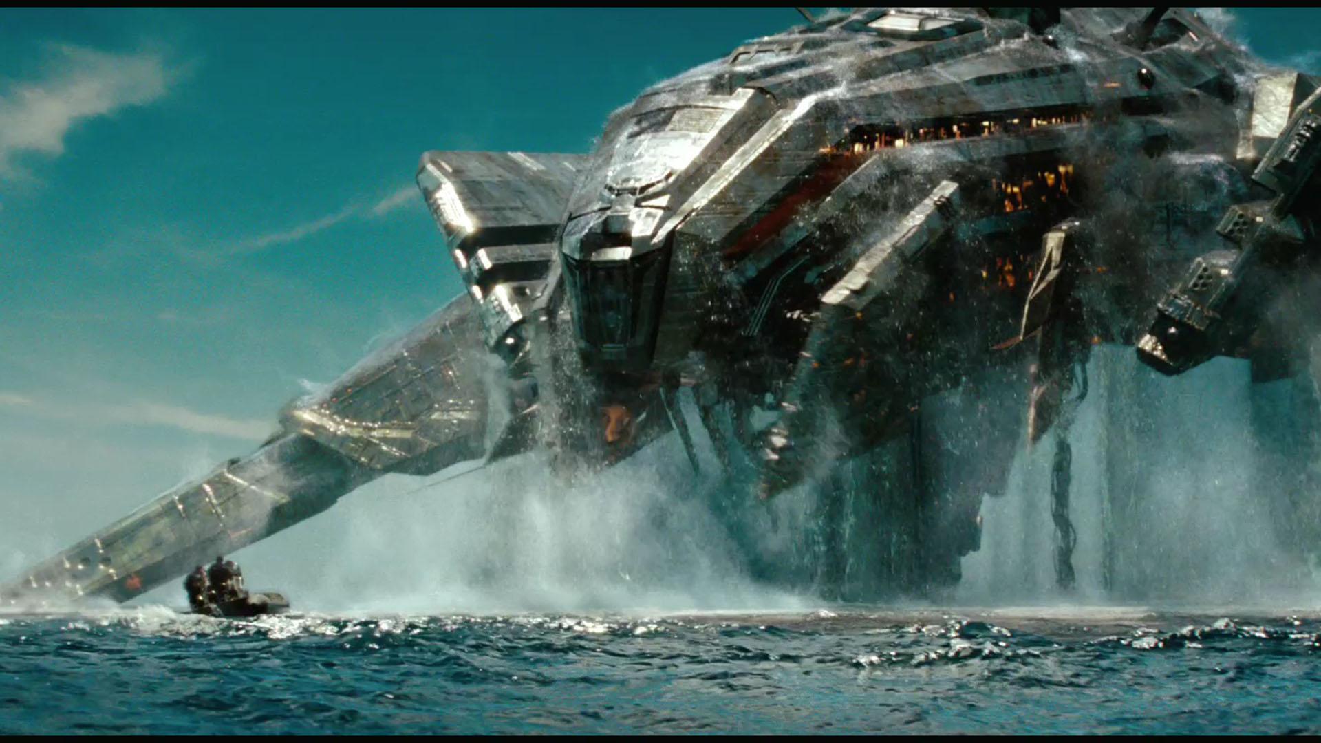 Interstellar movie desktop wallpaper wallpapersafari - Spaceship wallpaper ...