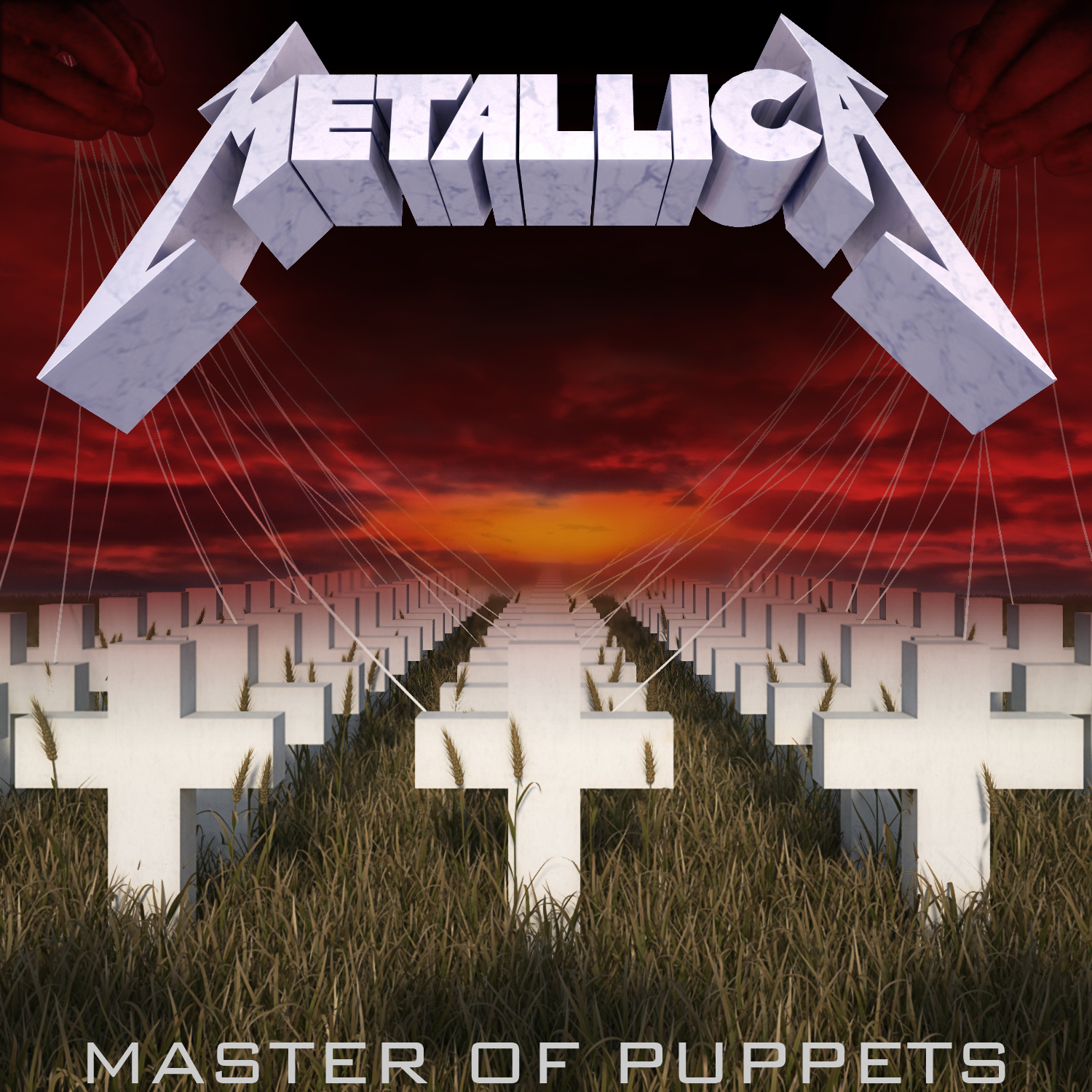 Master of Puppets Wallpaper - WallpaperSafari