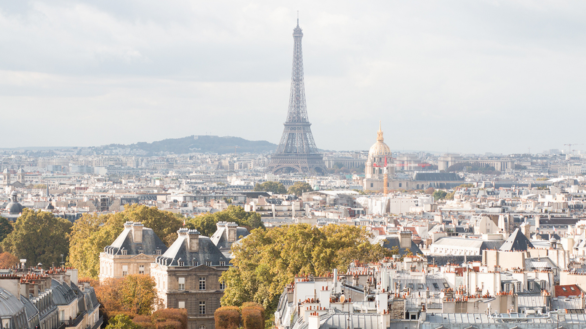 Fall Backgrounds for Your iPhone and Computer Every Day Parisian 1920x1080