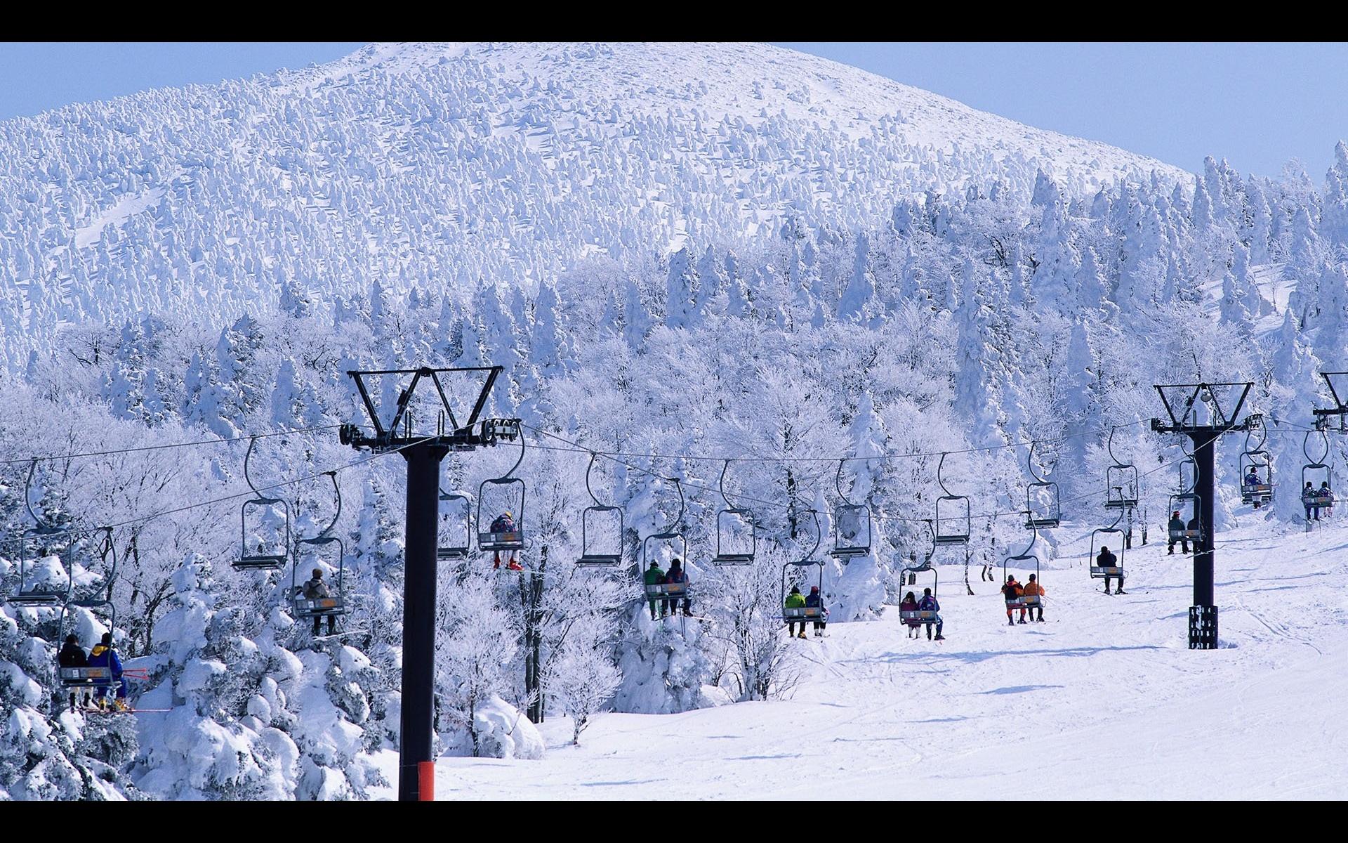 1920x1200 Ski Slope desktop wallpapers and stock photos 1920x1200