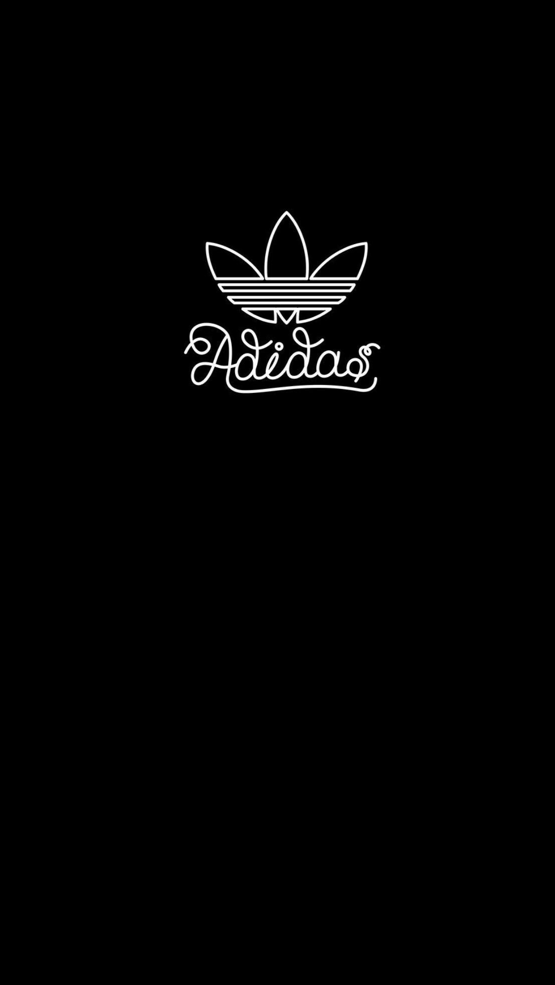 22 Adidas Wallpaper Black On Wallpapersafari