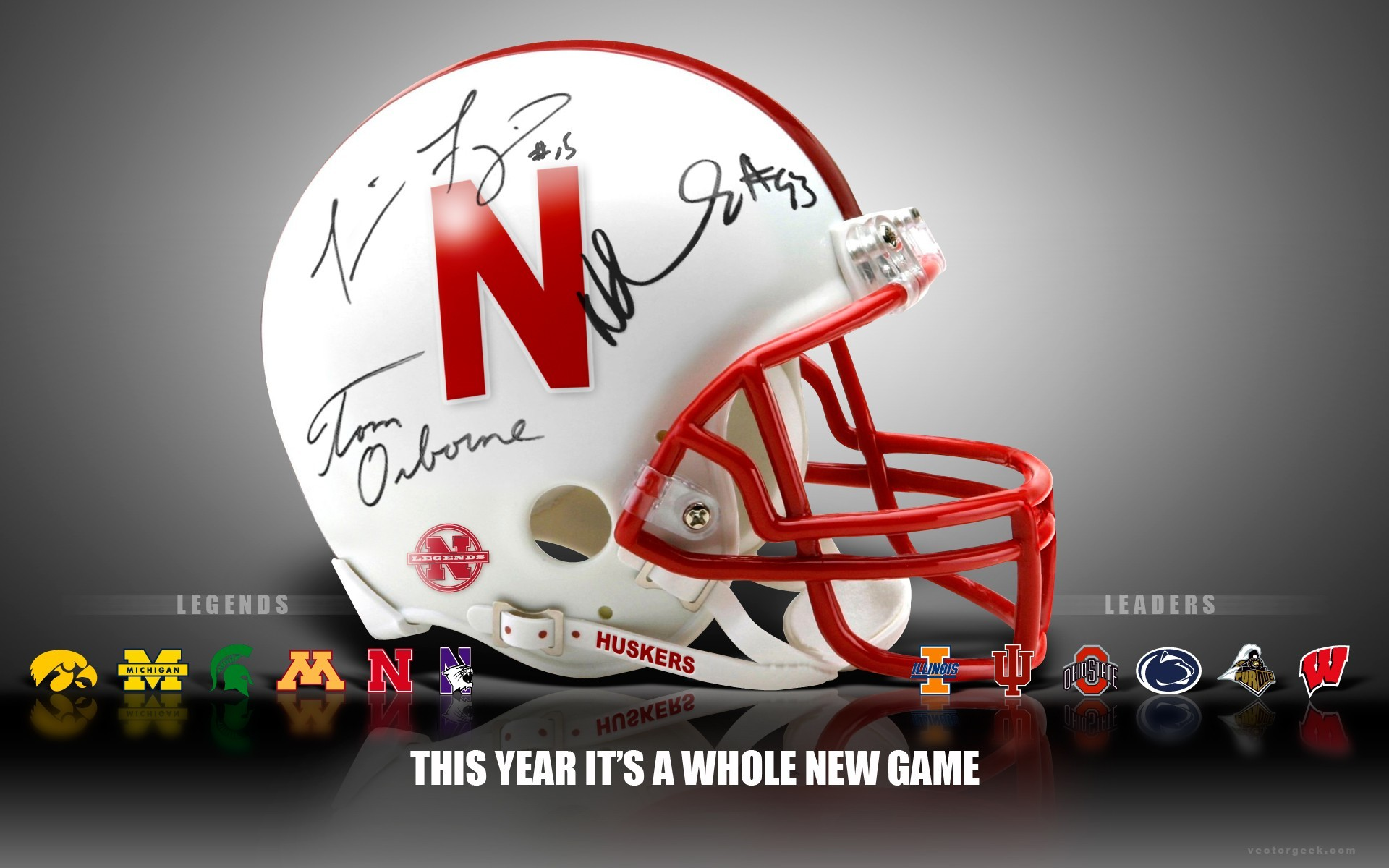 72 Nebraska Husker Wallpapers on WallpaperPlay 1920x1200