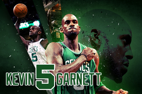 Kevin Garnett wallpaper by michaelherradura 480x320