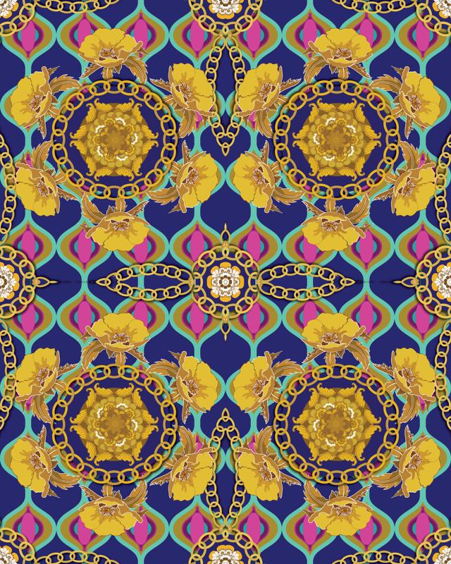 versace pattern wallpaper - photo #11