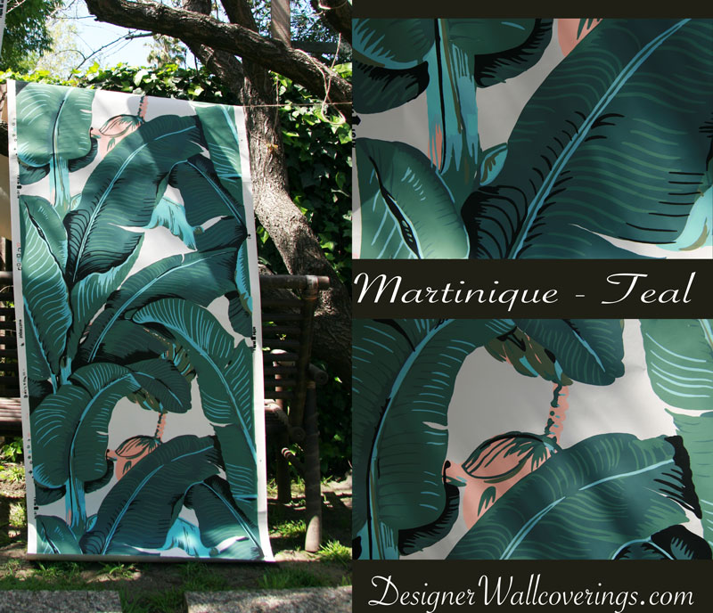 Buy Martinique Wallpaper Fabric 800x688