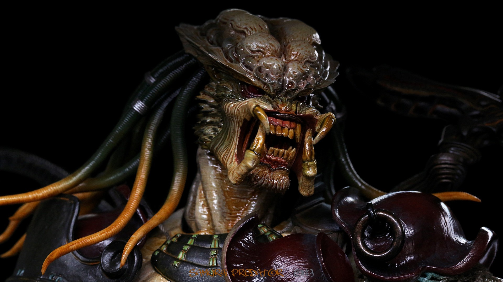 Free Download High Resolution Predator Cool 3d Wallpaper