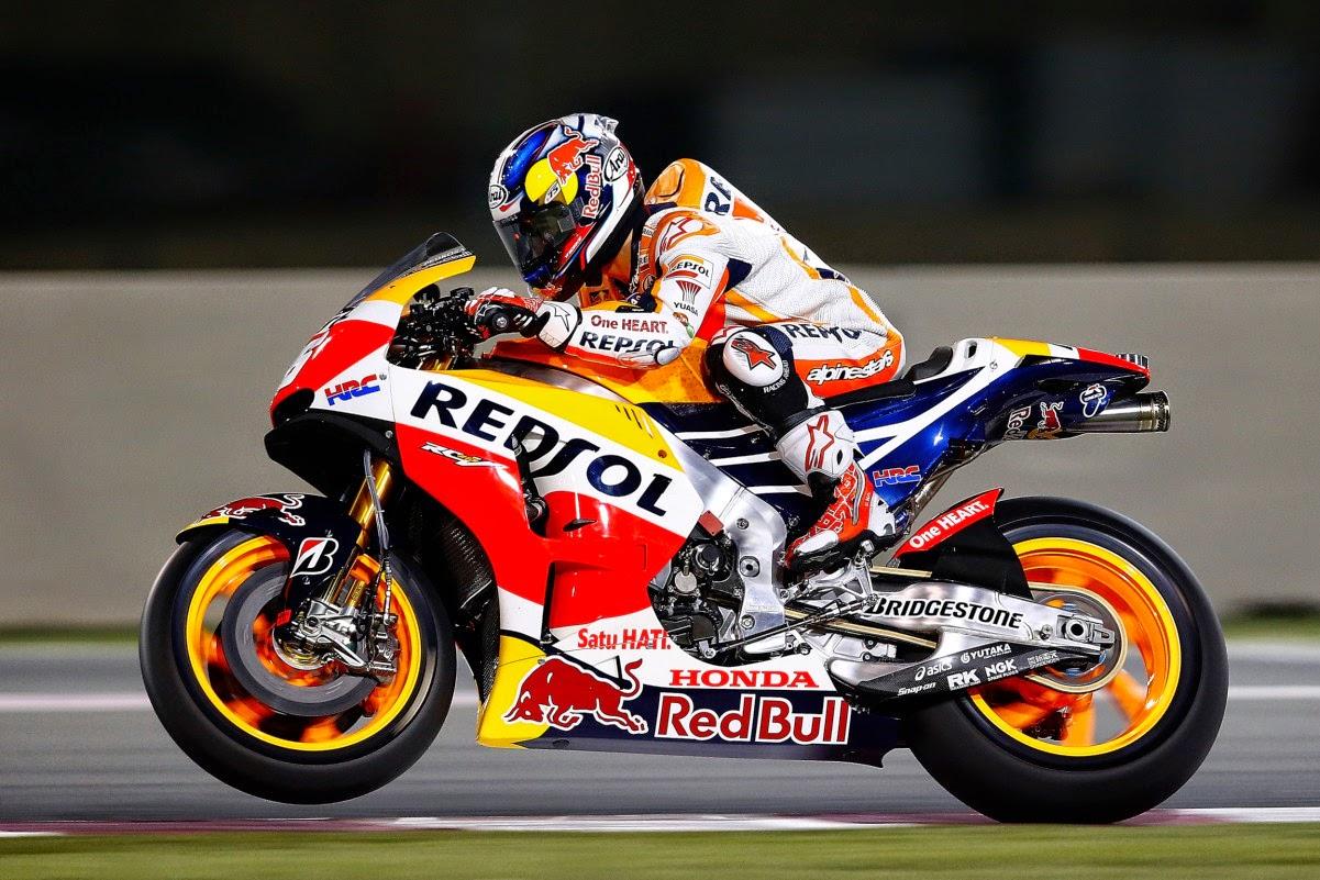 MotoGP Wallpaper Honda RC213V Marc Marquez Dani Pedrosa 1201x801