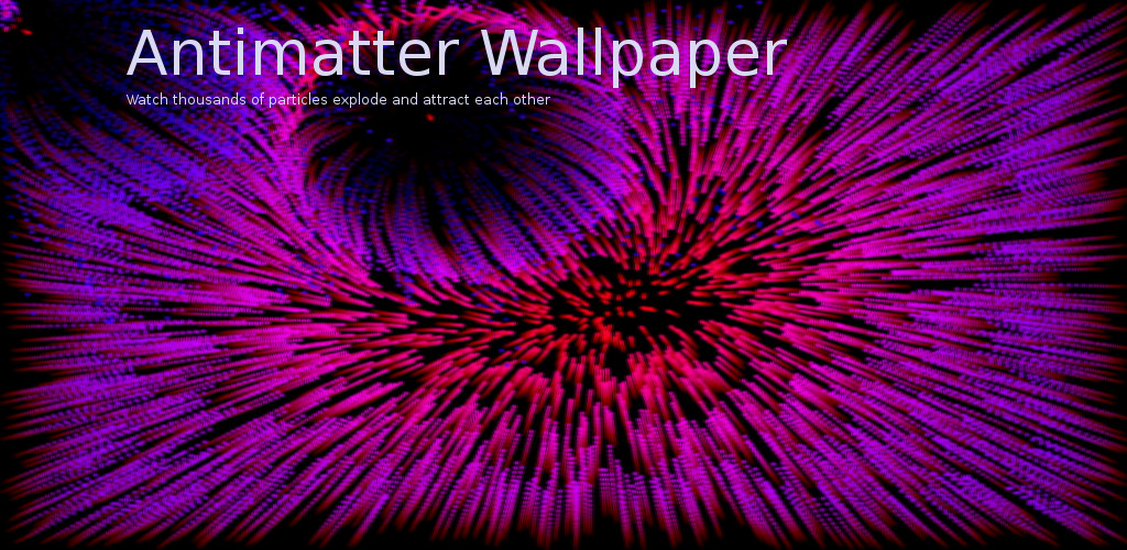 Amazoncom Antimatter Live Wallpaper Appstore for Android 1024x500