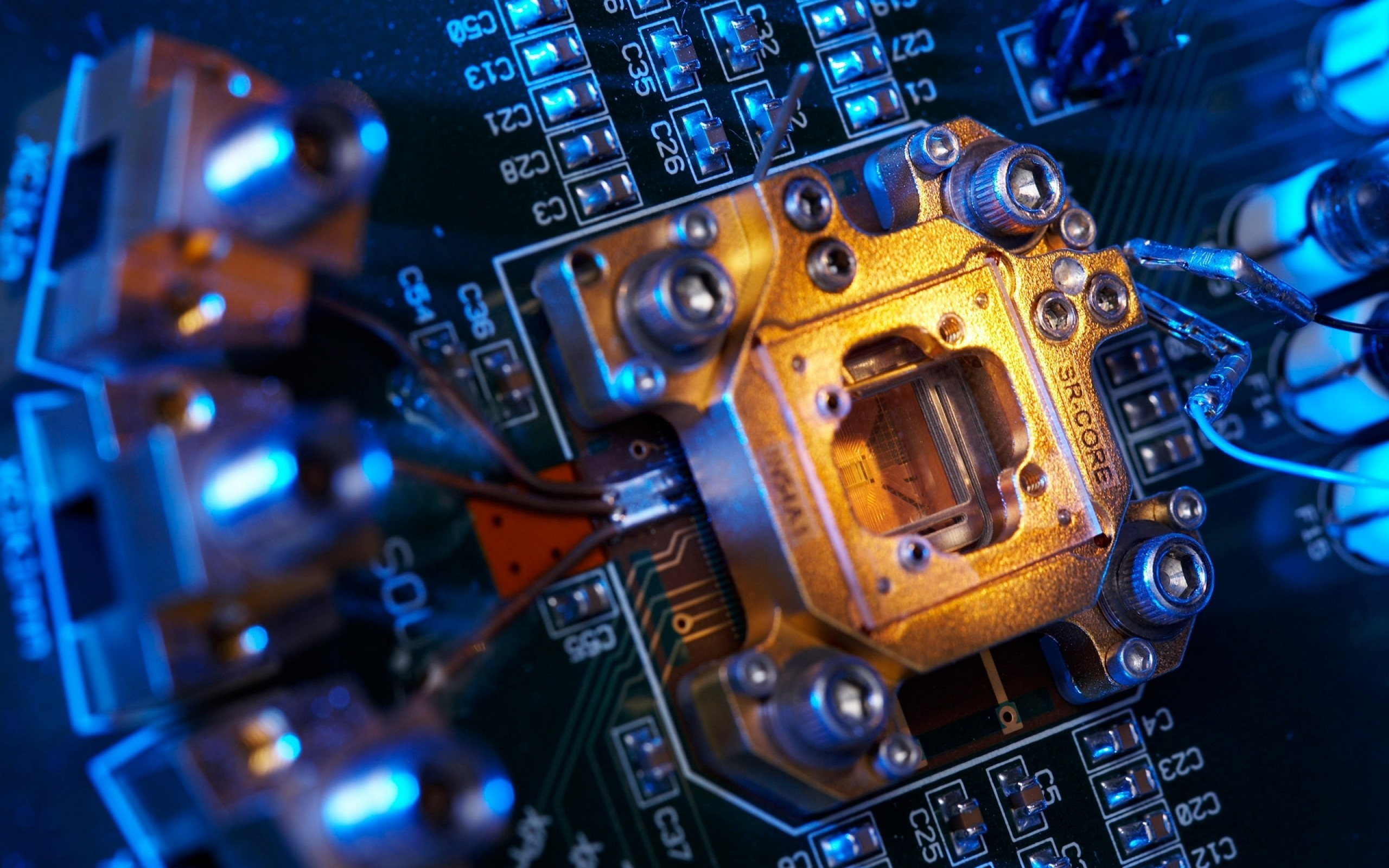 66 Motherboard Hd Wallpapers on WallpaperPlay 2560x1600