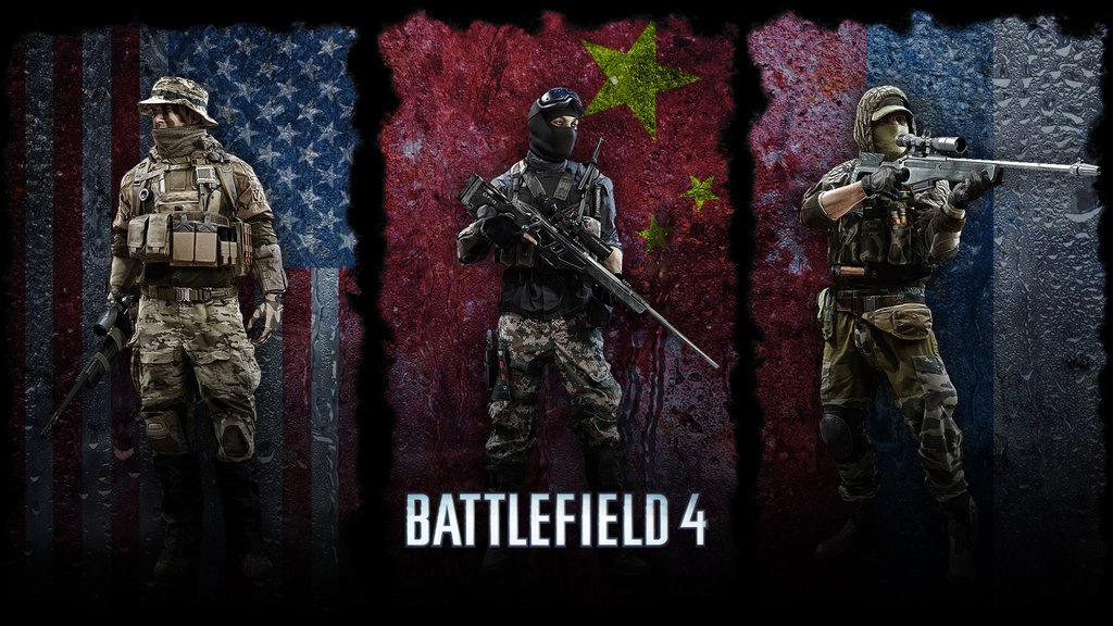 BF4 Sniper Class Wallpaper by ChaoticChild555 1024x576