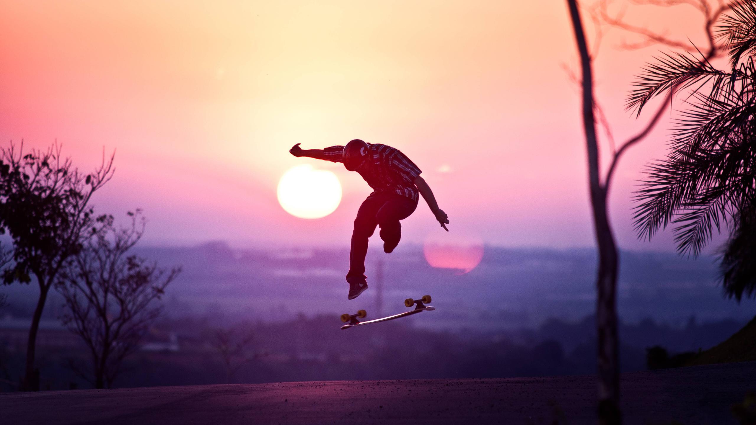 Skateboard Wallpapers   Top Skateboard Backgrounds 2560x1440