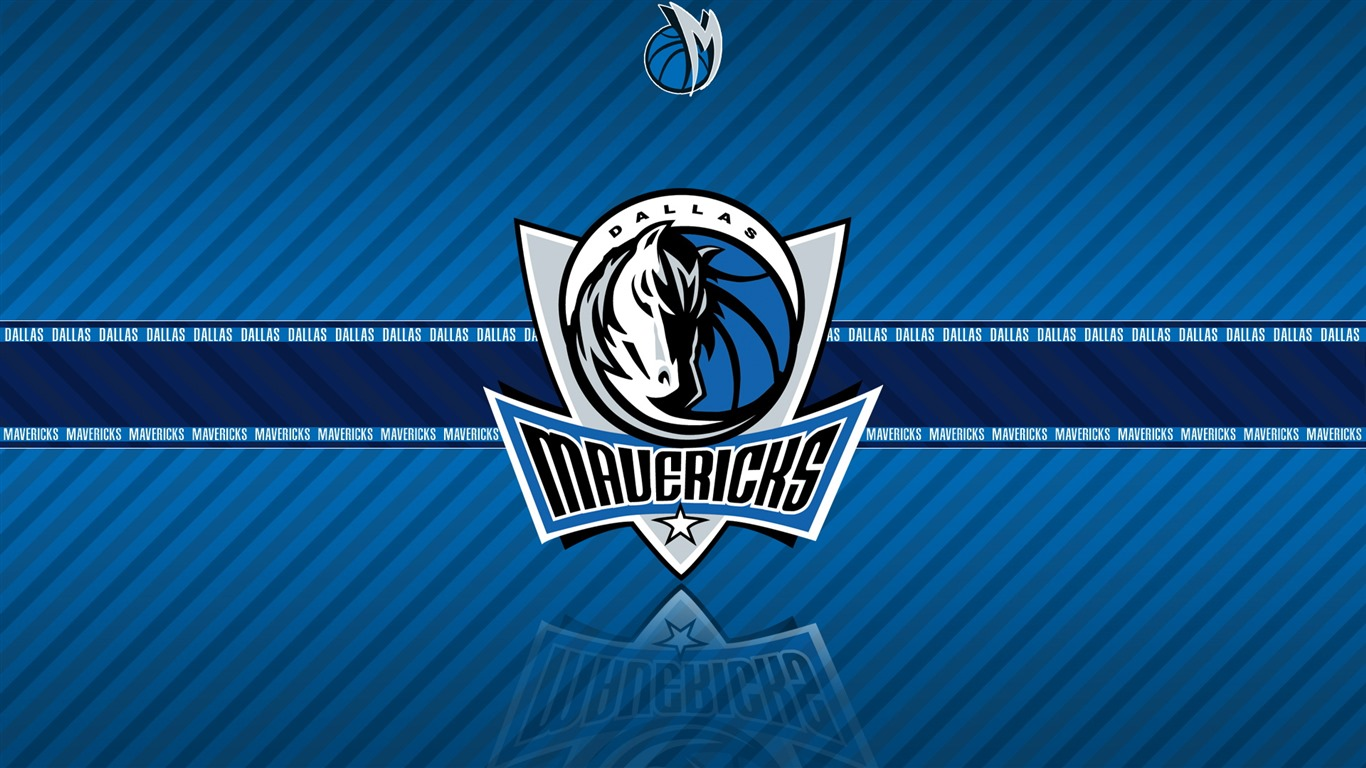 Nba Logo Wallpaper 1366x768