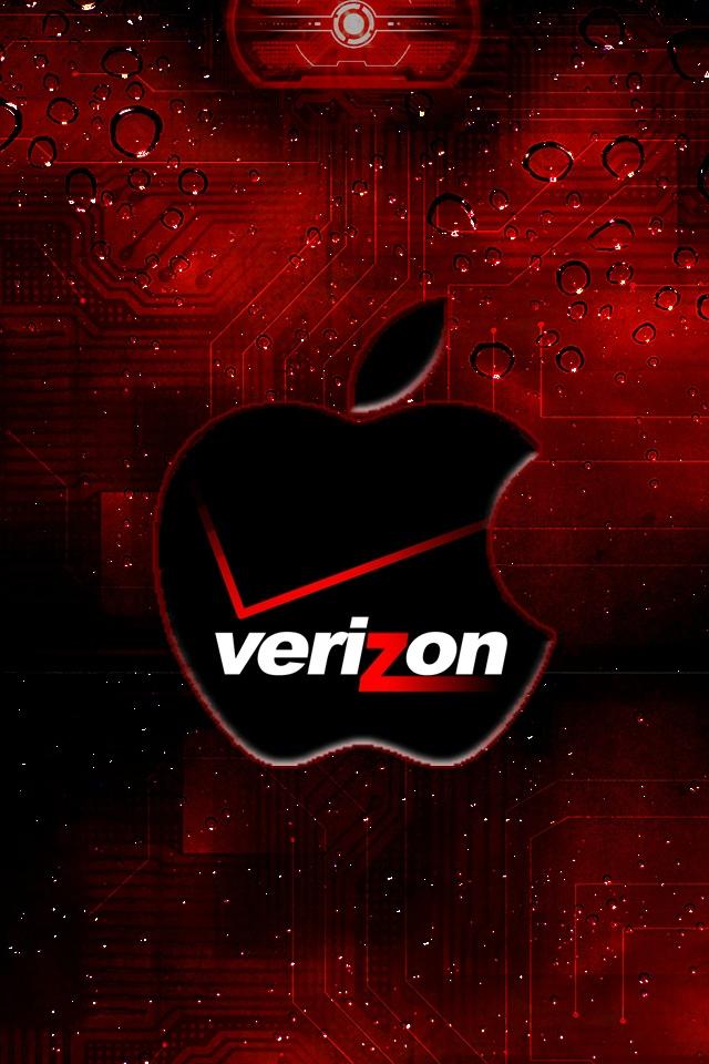 Verizon 100@2x Lock iPhone 4 Wallpaper and iPhone 4S Wallpaper ...