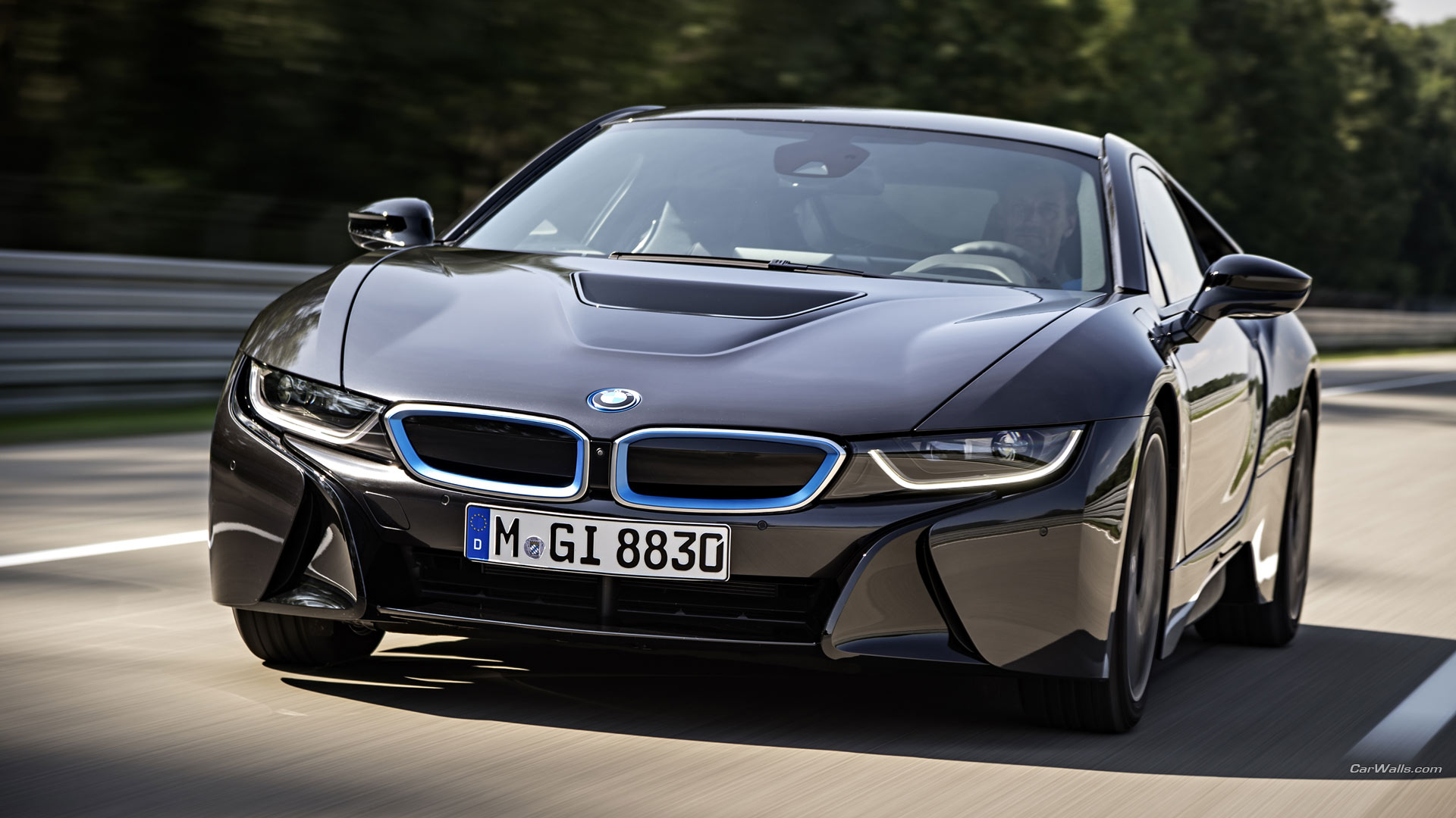 BMW i8 Wallpaper Desktop - WallpaperSafari