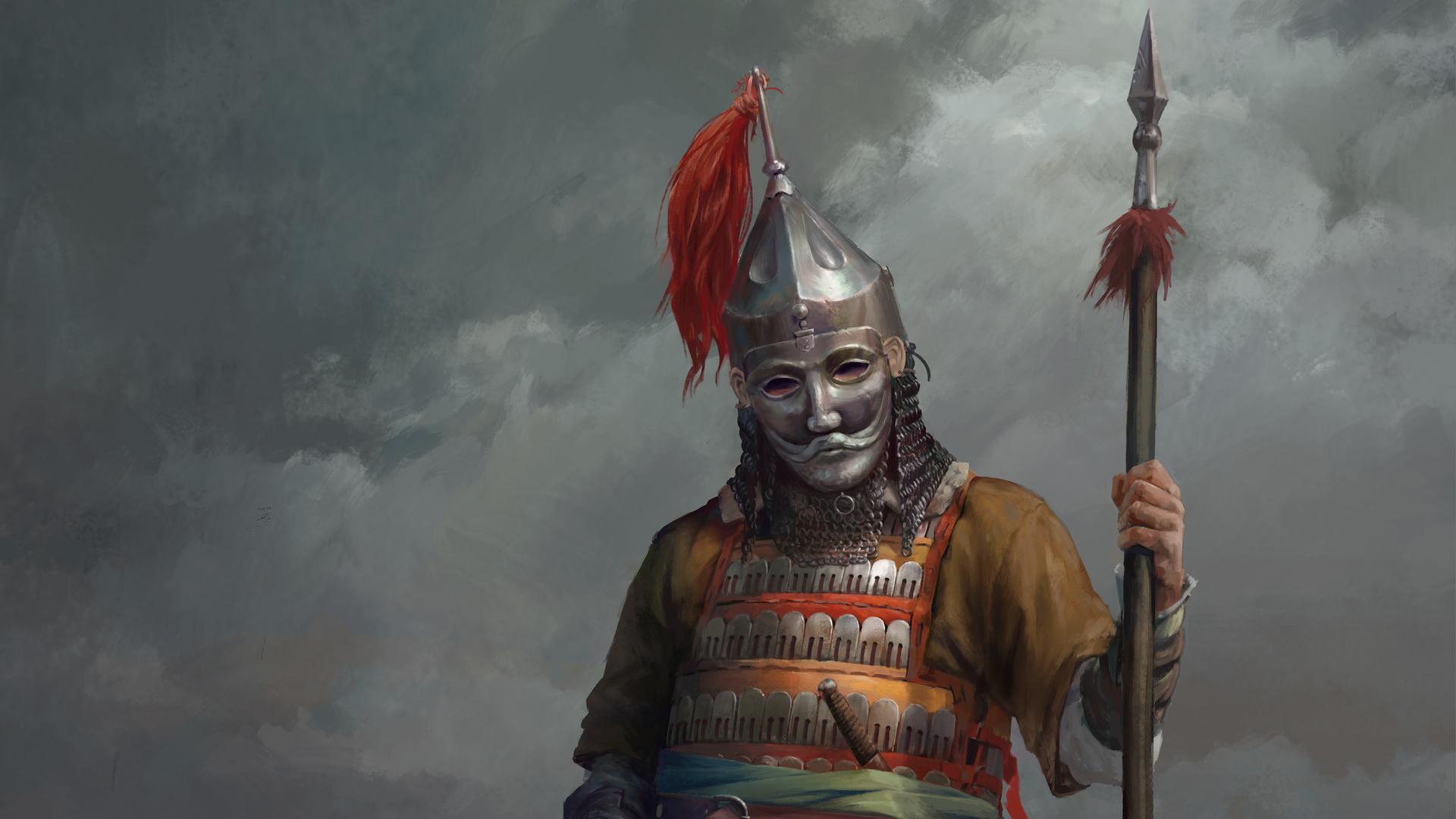 Cuman warrior Wallpaper from Kingdom Come Deliverance 1920x1080