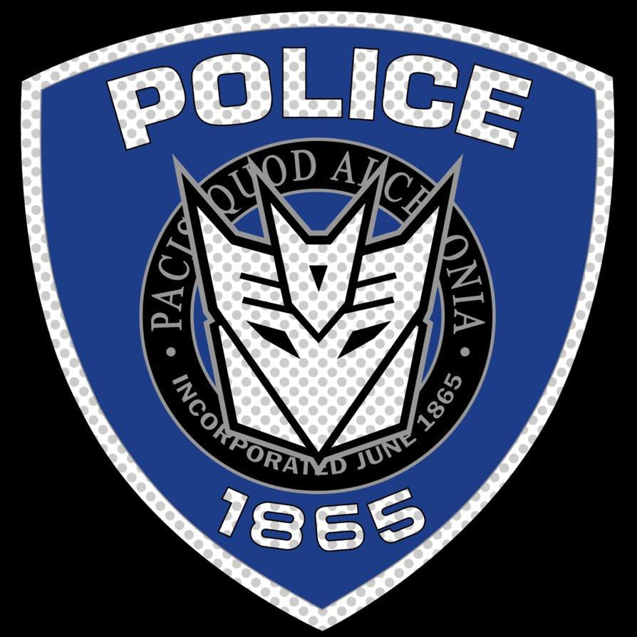 Police Logo Wallpaper HD wallpaper background 894x894