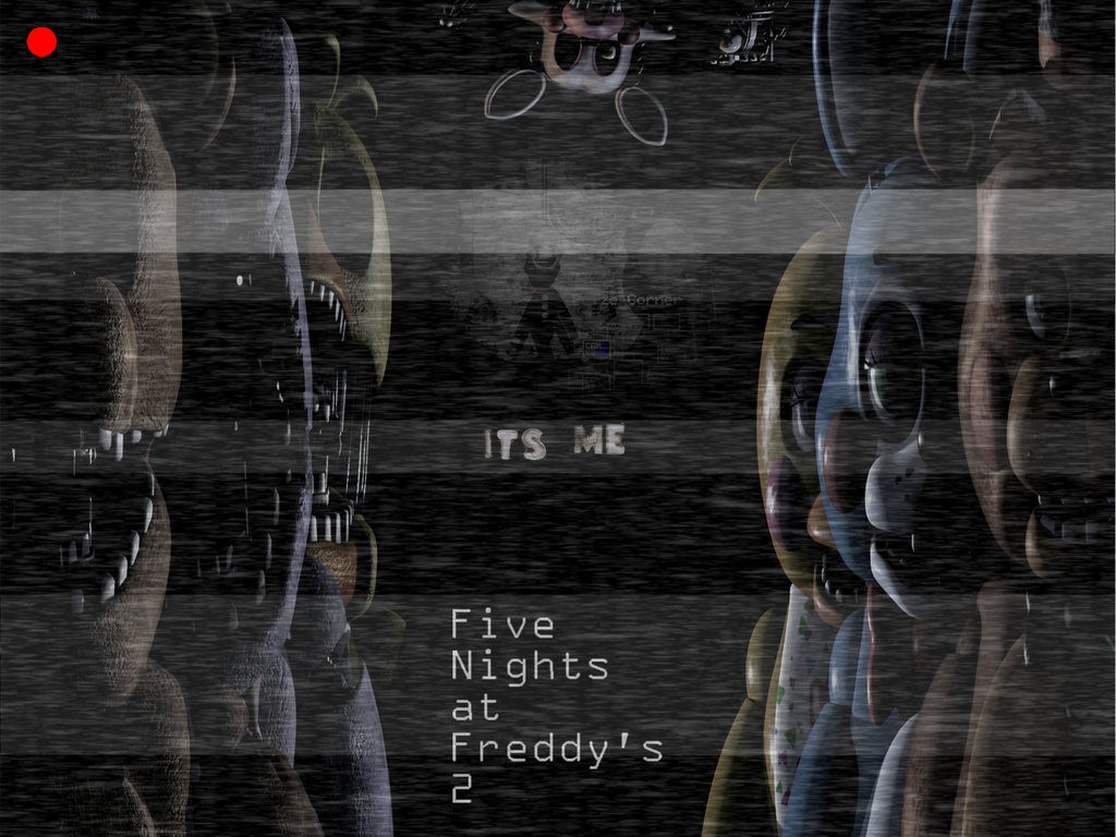 FNaF 1 2 3 Fnaf Wallpaper View Original [Updated on 05102015 at 1024x768