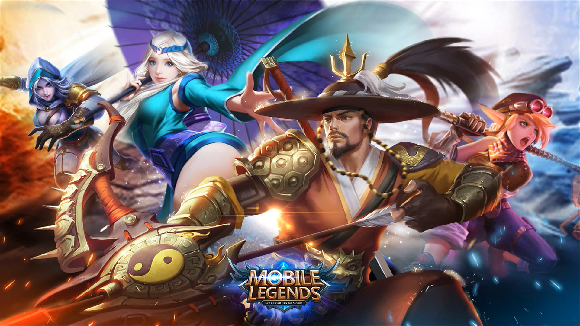 Mobile Legends wallpaper collection Choosetab 1920x1080