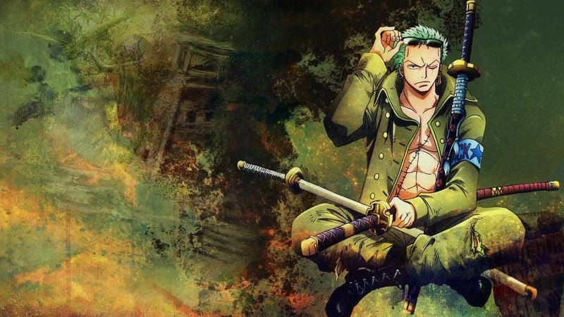 One Piece Wallpaper Set Roronoa Zoro by MondeM 800x450